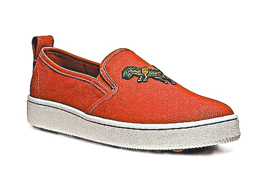 Coach Rexy Slip On便鞋,9900元。(Coach提供)