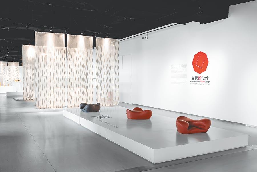 紅點設計博物館·廈門CGD常設展區。(紅點設計博物館提供)