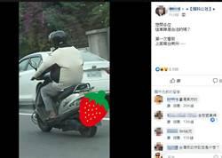 阿伯的「橘車牌」網友看了全都怒