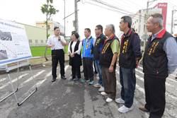 汽車機車都跳曼波舞  聯絡彰濱工業區和線路要改善