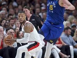 NBA》衝突爆發!雙槍領拓荒者進入搶七