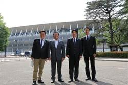 賴清德:藉東奧讓世界看見台灣