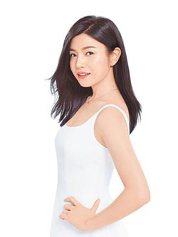 佳麗寶助攻 陳妍希美膚煲愛