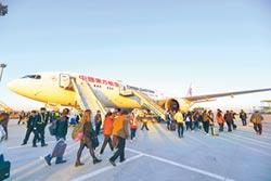 陸三大航旅客增 獲利比不上歐美