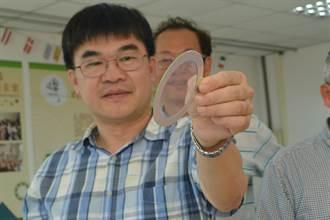 鋁片通電變奈米薄膜 巴黎展鍍金量產利潤可觀