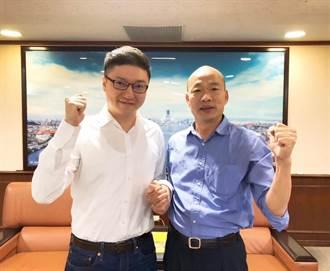 以韓國瑜、侯友宜為師  張智倫要發揮會計師專業