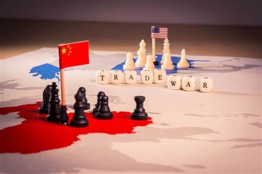 美中展開新一輪貿易戰談判(示意圖/達志影像)