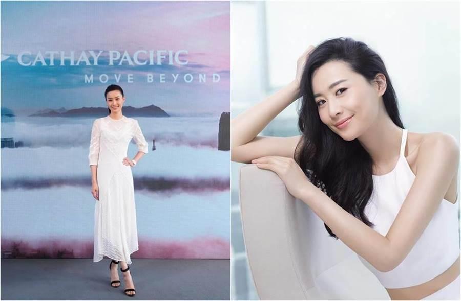 港星陳法拉被爆將與法國男友祕密結婚。(圖/取材自Fala Chen 陳法拉臉書)