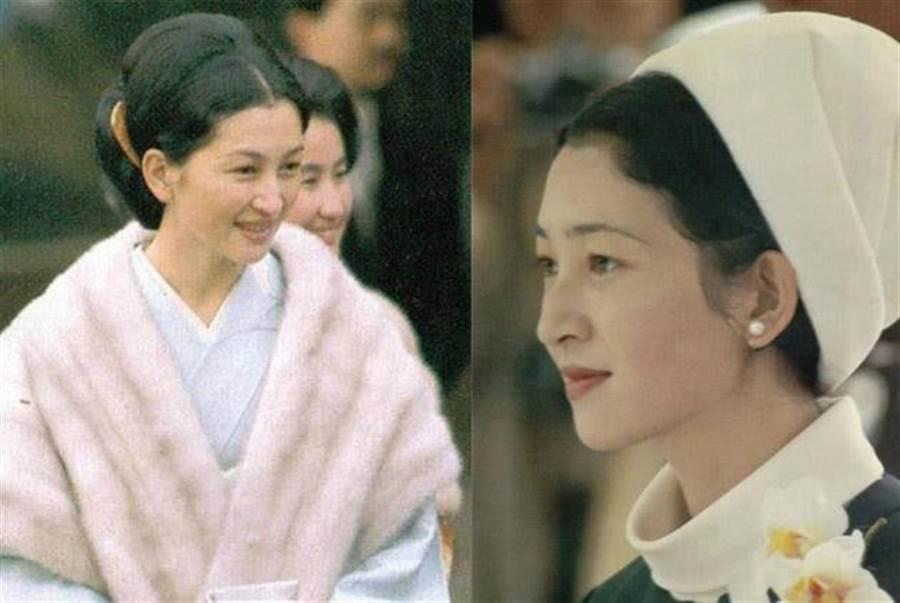 日本首位平民皇后美智子,也就是現在的上皇后,當時還沒嫁入皇室就慘遭惡婆婆良子皇后下馬威。(圖/翻攝自微博)