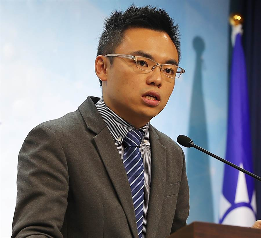 新北市第一選區擬參選人洪孟楷。(圖/資料照片)