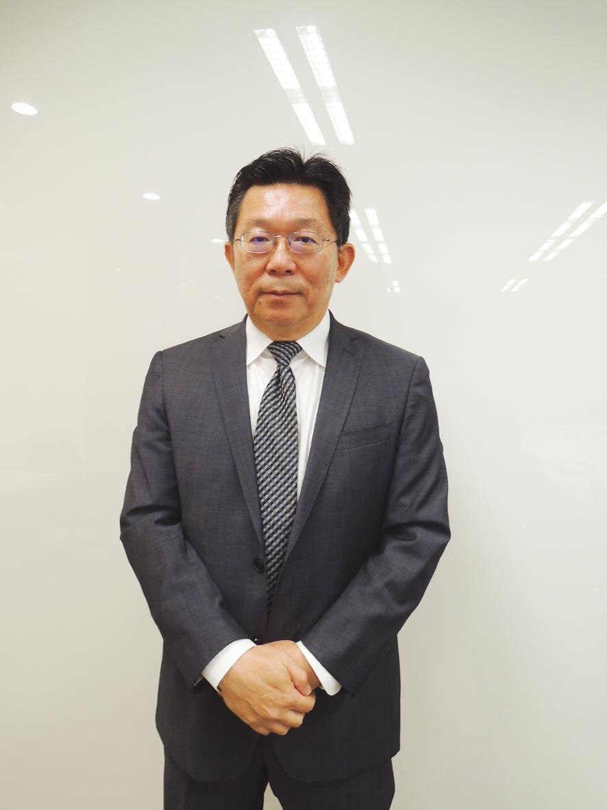 英特磊IET-KY總經理高永中。圖/方歆婷