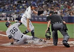 MLB》洋基逆轉光芒 再贏一場就篡位