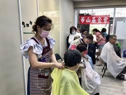 華山中山1天使站歡度11週年 舉辦母親節感恩茶會
