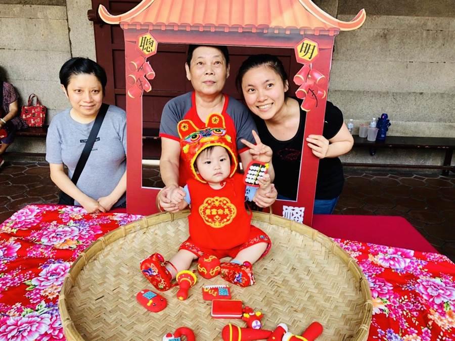 「2019大龍峒狀元文化節」11日於大龍街及北市孔廟登場。(北市商業處提供)