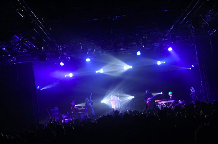 Nulbarich現場演出有別於專輯音源,充滿活力與律動感。(照片提供:Guts Promotion 攝影:︎Naruki Yamaguchi)