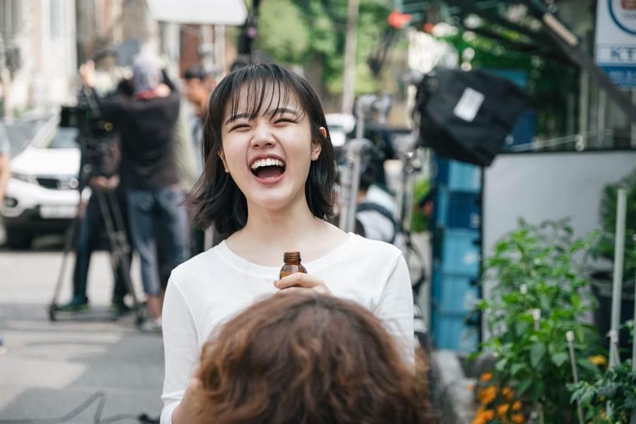 金香起年紀輕輕就入圍今年百想藝術大賞最佳女主角。(可樂電影提供)