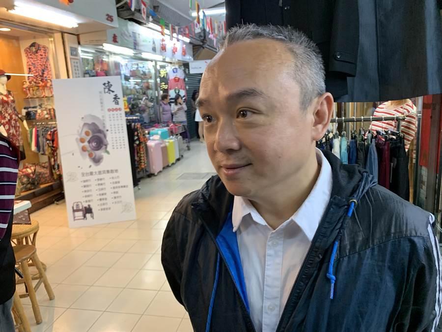 高雄市觀光局長潘恒旭。(圖/資料照片)
