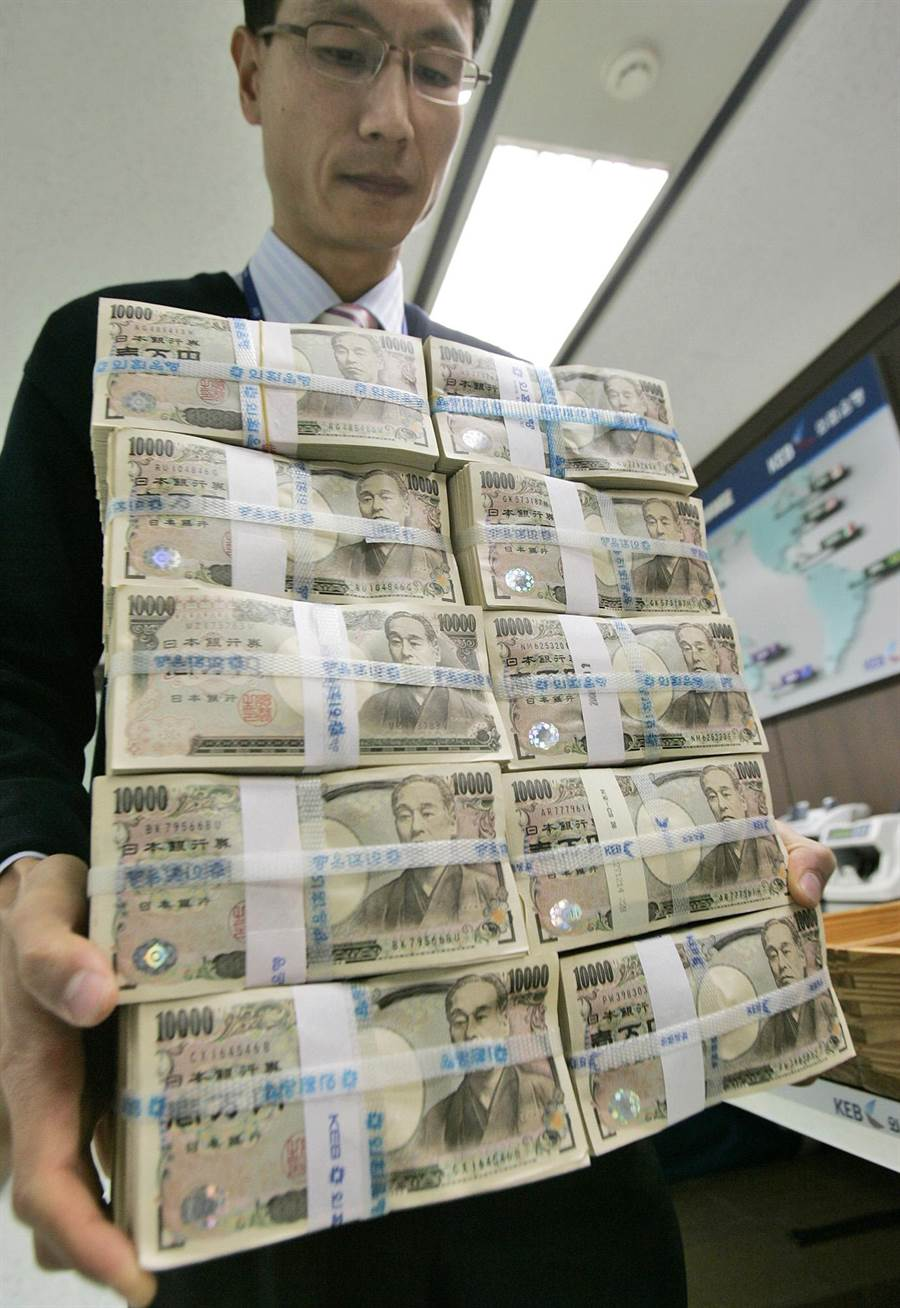 日本國家債務截至2018年度末達1103.3543兆日元。 (圖/美聯社資料照片)