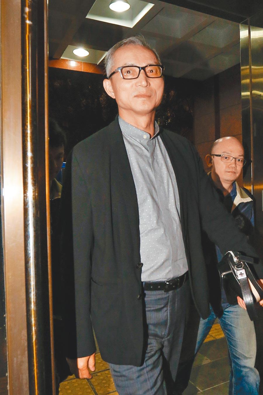 朱國榮 圖/本報資料照片