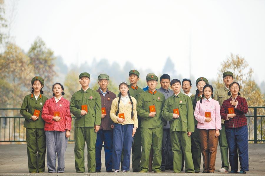 紀錄片導演董雪瑩將這段真實發生的事件剪輯成《入戲》。(遊牧影展提供)