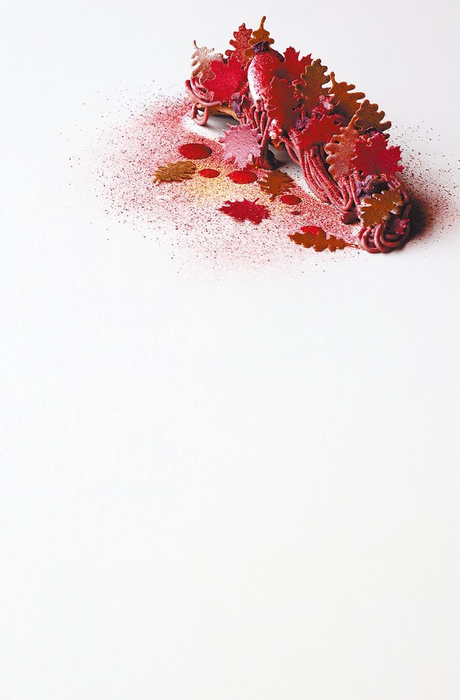 料理富創意美感也是RAW的特色之一。(RAW提供)
