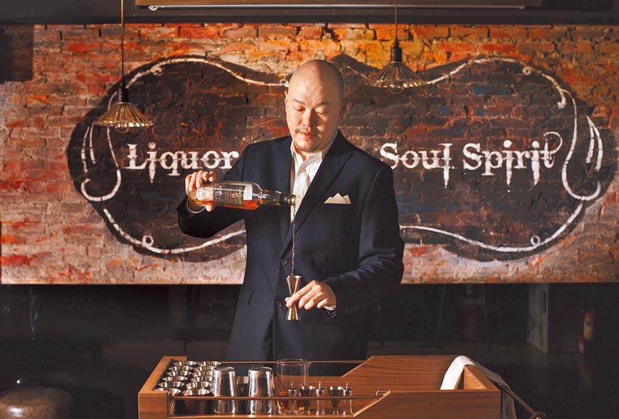 由Aki Wang領軍的Indulge Experimental Bistro在亞洲50大酒吧中,拿下第3名的殊榮。