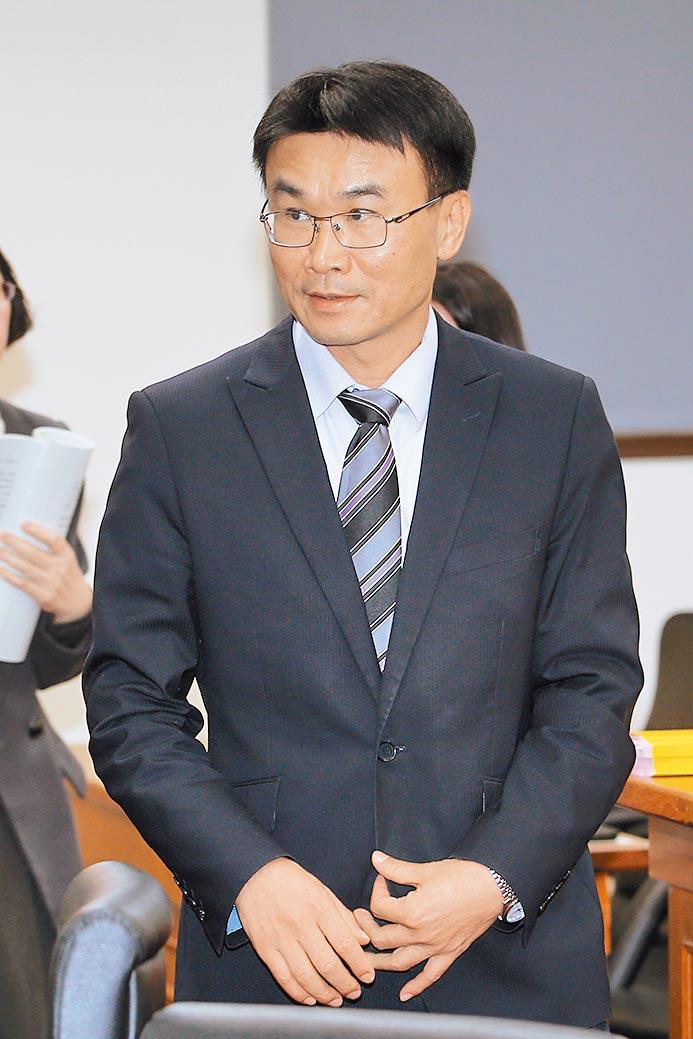 農委會主委陳吉仲。(本報系資料照片)