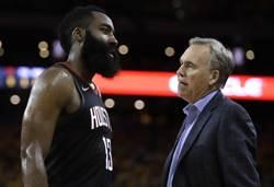 NBA》豪哥恩師稱讚哈登與韋少組合