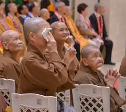 最美「天花板」古物 佛陀紀念館展出