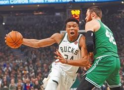 NBA》字母哥劍指東霸 誰能擋「鹿」