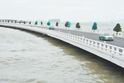 台灣西南部顯著下沉 陸沿海地面沉降 加大災害風險!海平面上升加劇 兩岸陷困境
