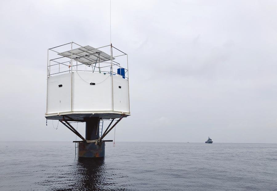 海洋家園在泰國觸礁圖╱美聯社