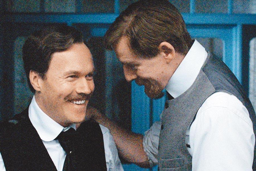 電影拍出外界視為英雄的阿蒙森不為人知的私生活故事。(采昌提供)