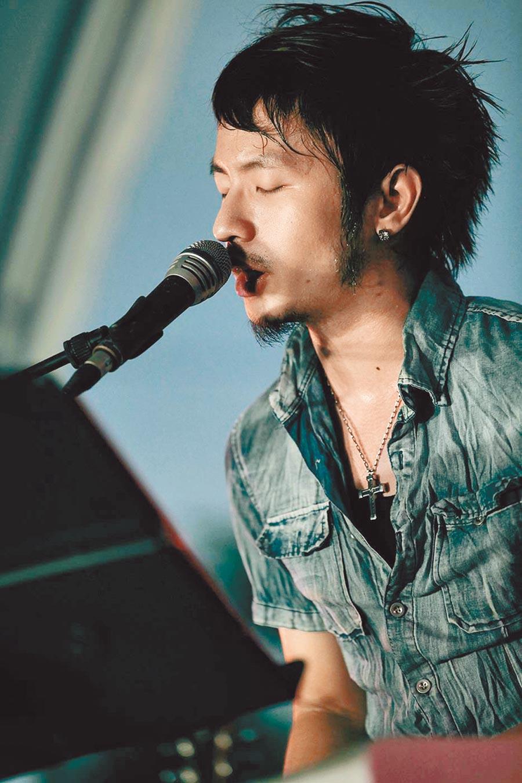 丁天牧以往多做配樂,近年開始操刀製作人聲歌曲。 圖片提供霹靂國際多媒體