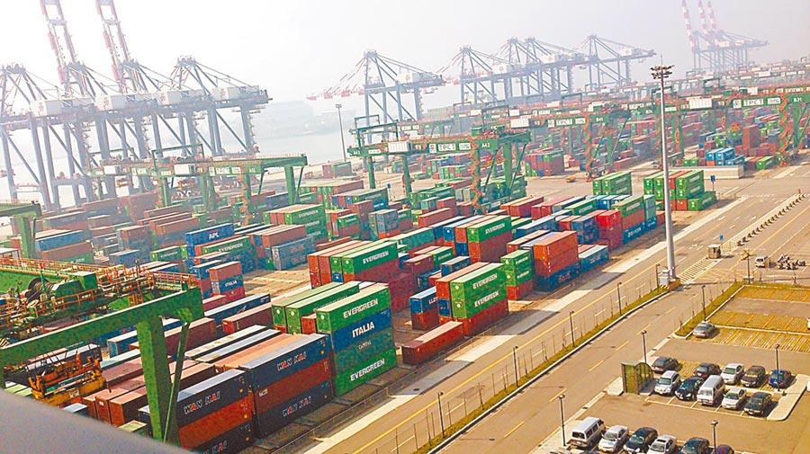 將發展為自經區的台北港。(本報系資料照片)