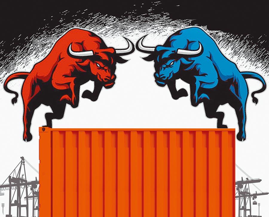 中美貿易戰造成台商回流。(CFP)