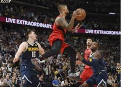 NBA》相隔19年 拓荒者再嘗西區爭冠滋味