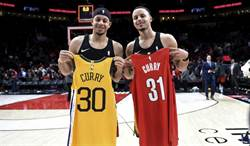 NBA》史上首次 柯瑞兄弟爭分區冠軍