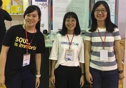 聖功3女學生實驗口罩功能  獲高中科展優等