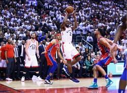 NBA》暴龍二度闖東區決賽 目標隊史首冠