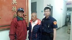 世居木柵97歲翁 回故居探視迷路警助回家