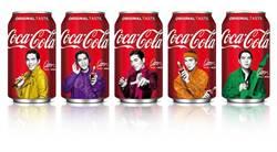 可口可樂攜手蕭敬騰 推互動音樂瓶