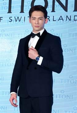 溫昇豪《最佳利益》演來輕鬆 買中價位腕表犒賞自己