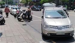 車子遭撞折騰半天 婦人感嘆警局過母親節
