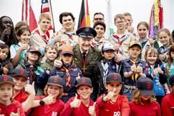 紀念柏林空運 柏林人感謝美國老兵