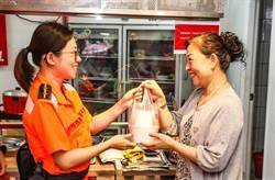 海巡工時不確定 開放橘服超商用餐民眾喊讚