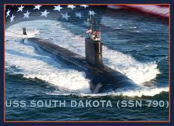 美海軍10年內將研製新型最致命攻擊核潛艦