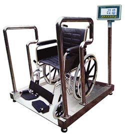 芃昕輪椅秤 醫療長照利器