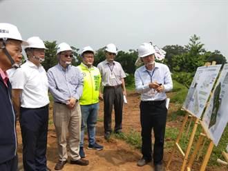 鐵砧山大改造 1期工程7月將完工