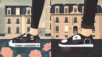 還來得及收藏老佛爺作品!KARL x PUMA普普風經典永存聯名鞋款本週上市